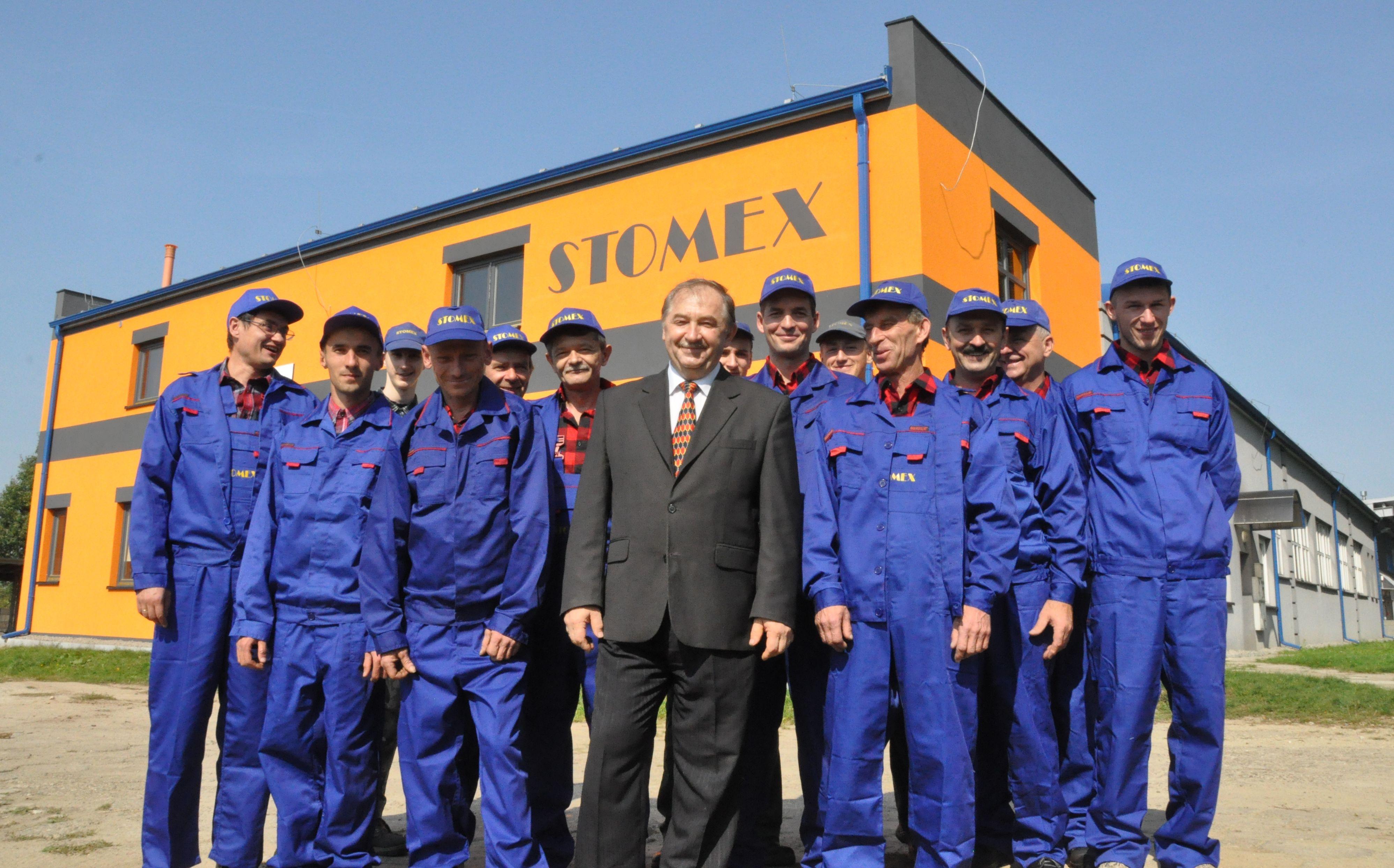 STOMEX-team